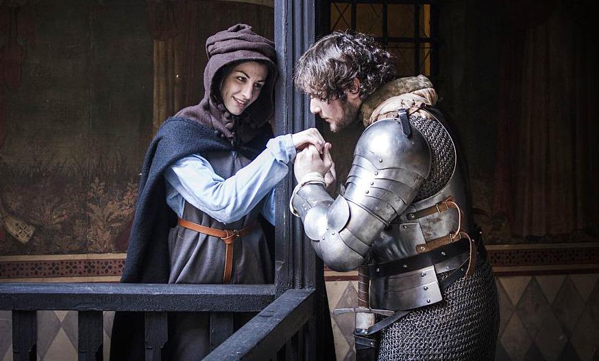 Средневековые страсти: пояс верности vs уловки умных жен