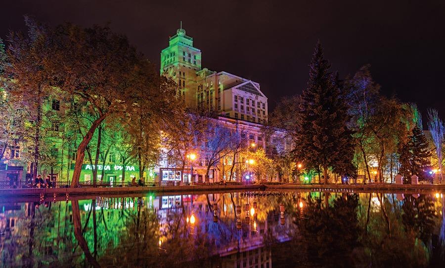 Увидеть Воронеж и полюбить