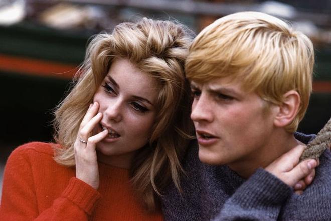 Роковая красотка Катрин Денев и ее мужчины