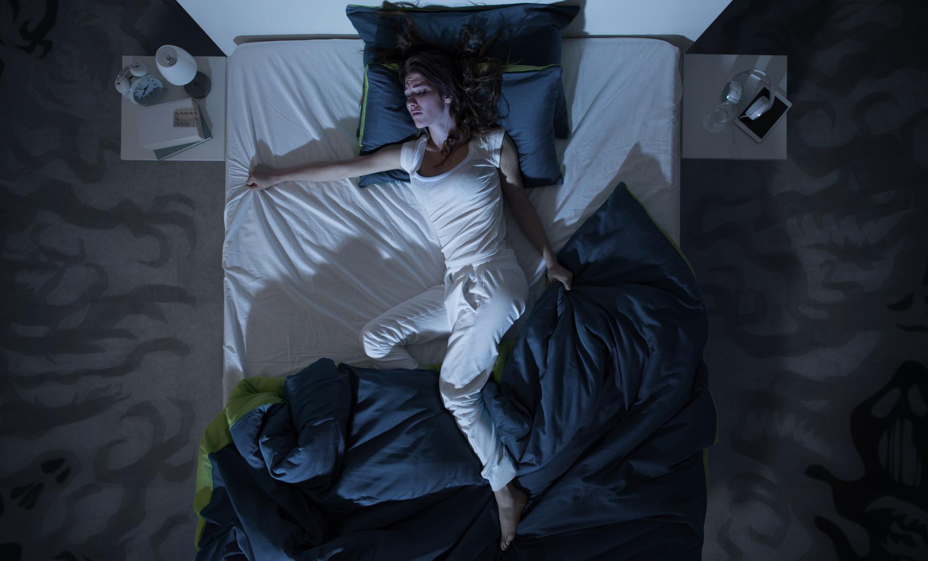 20 советов, как уснуть в жару