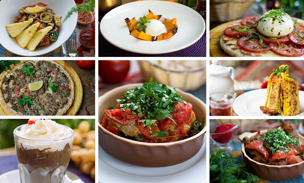 Блюда осени: 10 оригинальных рецептов из сезонных овощей