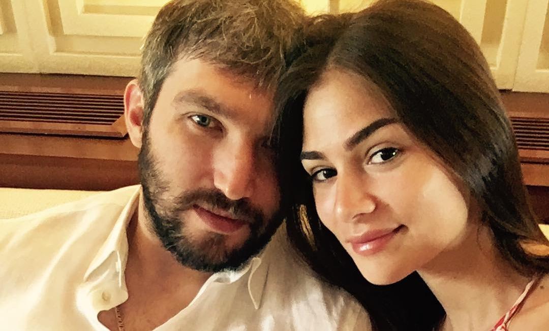 Анастасия Шубская и Александр Овечкин стали родителями