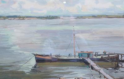 Работы Айвазовского и Кустодиева покажут в Москве на выставке ко Дню кораблестроителя