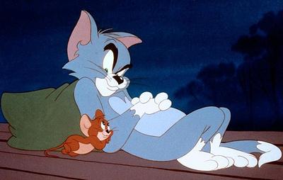СМИ: студия Warner снимет фильм про Тома и Джерри