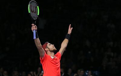 """Хачанов поднялся на 19-е место в рейтинге ATP после победы в """"ВТБ Кубке Кремля"""""""
