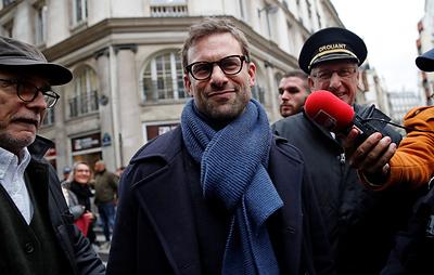 Николя Матьё стал лауреатом Гонкуровской премии