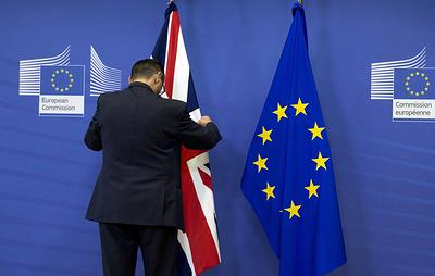 СМИ: Лондон и Брюссель достигли соглашения по Brexit на техническом уровне