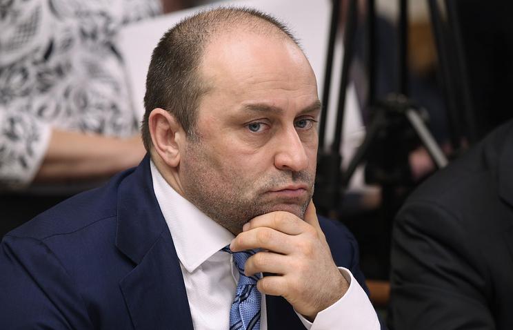 Член комитета Госдумы по физической культуре, спорту, туризму и делам молодежи Дмитрий Свищев
