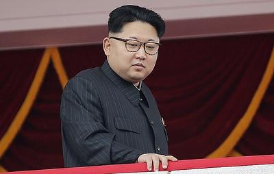 Ким Чен Ын направил Путину телеграмму в связи с годовщиной освобождения Кореи