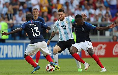 Месси не будет вызван в сборную Аргентины по футболу на матчи с командами Ирака и Бразилии