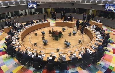 Саммит ЕС не продвинулся по Brexit, но решил вводить санкции за кибератаки