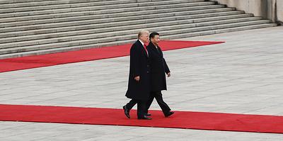 """От """"холодной войны"""" к переговорам. Станет ли встреча Трампа и Си Цзиньпина прорывом?"""