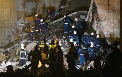 На месте разбора завалов на заводе в Гатчине нашли тело четвертого погибшего