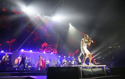 """Концерт """"Ленинграда"""" на стадионе """"Санкт-Петербург"""" собрал рекордные 65 тыс. зрителей"""
