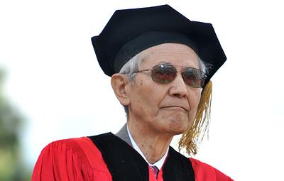 СМИ: умер лауреат Нобелевской премии по химии Осаму Симомура