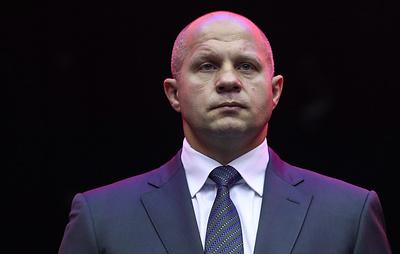 Федор Емельяненко покинул пост президента Союза ММА России и возглавил набсовет