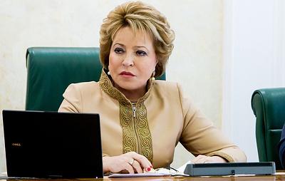 Матвиенко: наибольший успех от наставничества достигается только путем взаимной работы