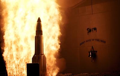 США утвердили продажу Японии новейших противоракет SM-3 Block IIA