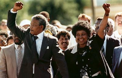 """""""Смутьян"""" из Мфезо: становление, борьба и признание Нельсона Манделы"""