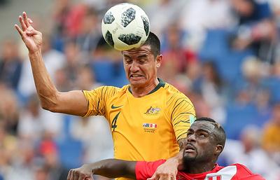 Участник четырех чемпионатов мира Кэйхилл завершил карьеру в сборной Австралии по футболу