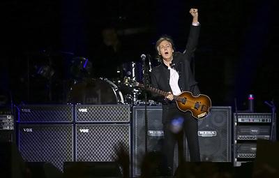 Пол Маккартни впервые за 36 лет занял первую строчку чарта Billboard 200