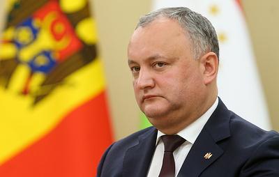 Президент Молдавии назвал незаконным решение Конституционного суда по кабмину