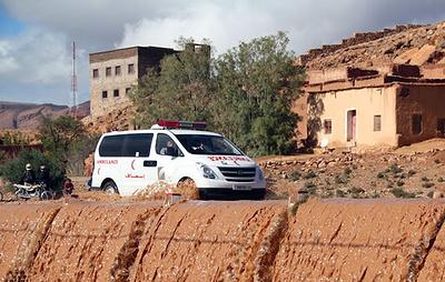 СМИ: при сходе пассажирского поезда с рельсов в Марокко погибли 10 человек