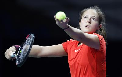 Касаткина впервые поднялась на 10-е место в рейтинге WTA