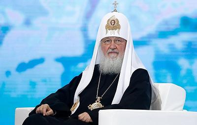 Патриарху Кириллу исполняется 72 года