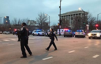 NBC: у больницы в Чикаго произошла стрельба