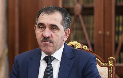 """Евкуров пообещал """"пахать"""" и """"стремиться к прорыву"""" в случае избрания его главой Ингушетии"""