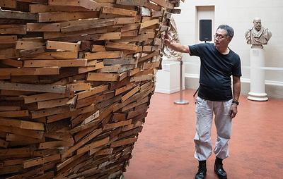 Инсталляции японского художника Каваматы могут появиться во всех зданиях ГМИИ им. Пушкина