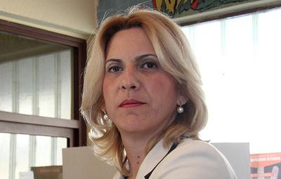 Желька Цвиянович победила на выборах президента Республики Сербской