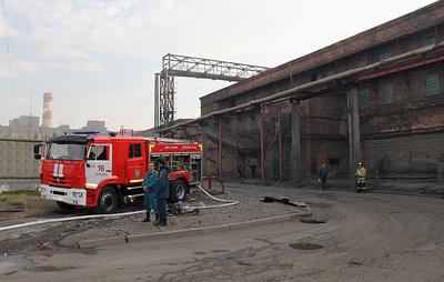 СК опроверг информацию СМИ о том, что установлены причины пожара на заводе во Владикавказе