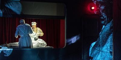 """Театральный """"Прорыв"""" в Москве: пять спектаклей из Северной столицы"""