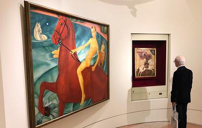 В Ватикане открылась выставка русской живописи