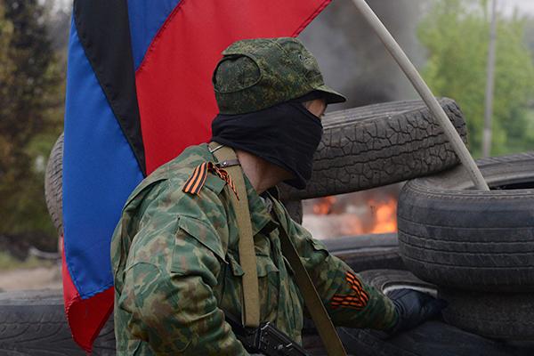 Украинская армия продолжила наступление на ДНР