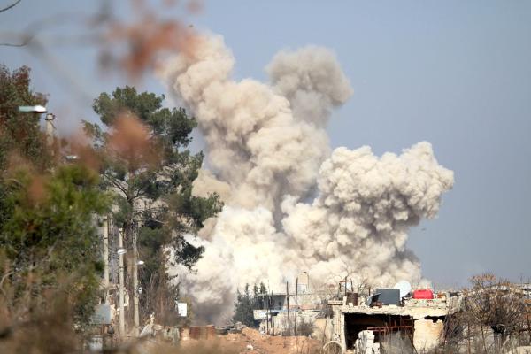 США обвинили в очередном ударе по войскам Асада