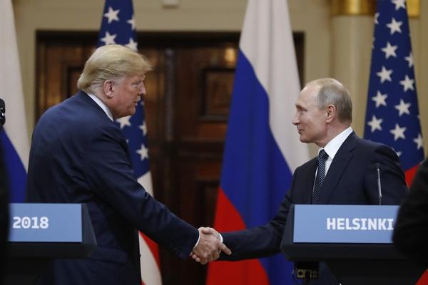 Путин и Трамп обсудили новые идеи по урегулированию кризиса на Украине
