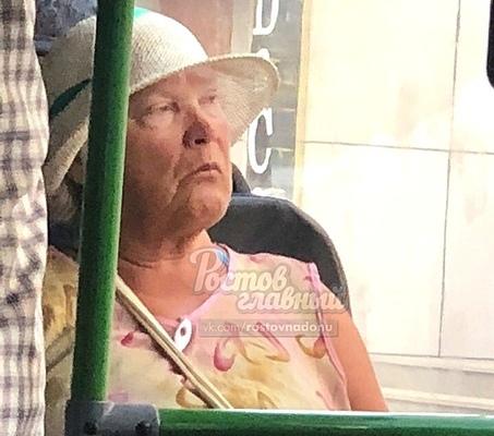 В Ростове обнаружена бабушка-двойник Трампа