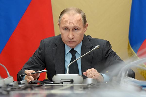 Путин анонсировал преобразование городов России