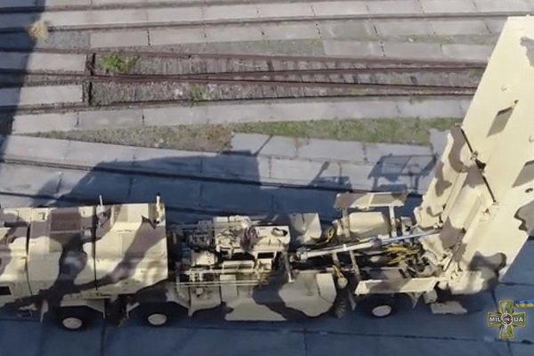 Новый украинский ракетный комплекс сочли муляжом