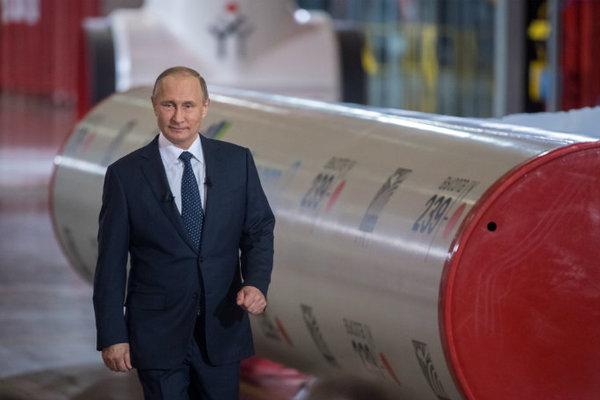 Стало известно об обещании Путина оплатить «Северный поток-2» за счет России