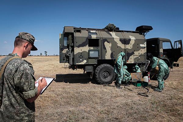 Россия начала переброску вооружения в Сирию
