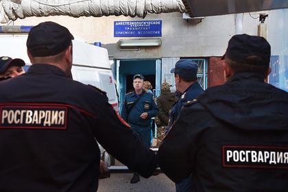 Еще одного пострадавшего госпитализировали после стрельбы в Керчи