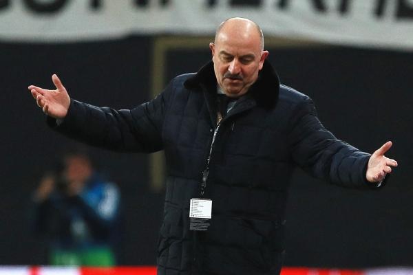 Черчесов объяснил поражение сборной России высокой скоростью немцев