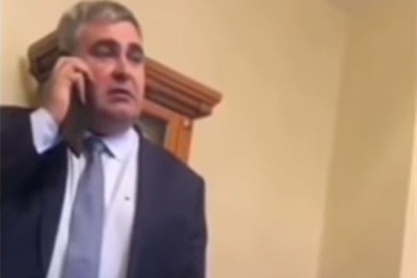 Российский мэр узнал о показном благоустройстве и выругался на камеру