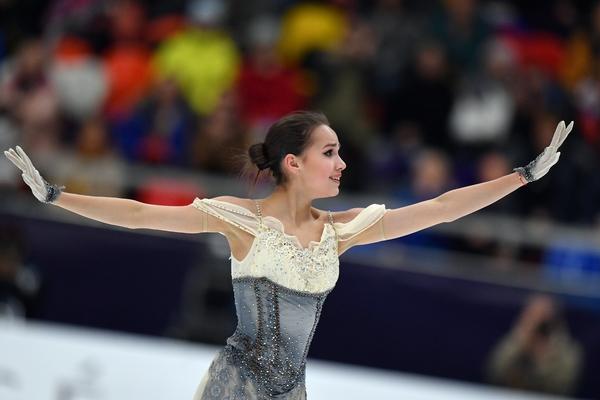 Загитова снова побила мировой рекорд