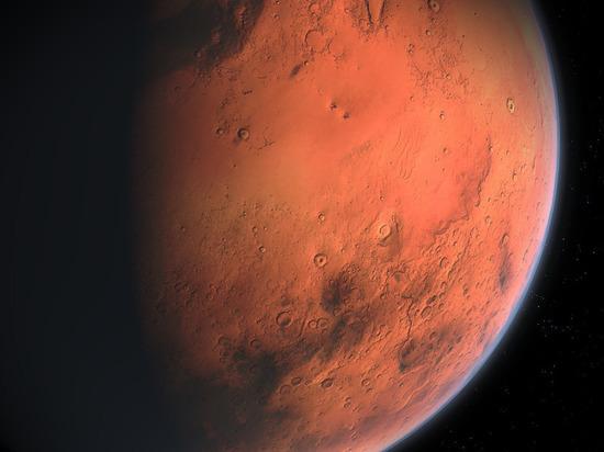 Ученые предположили, что Марс был обитаем и похож на Англию