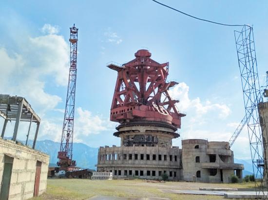 Новый российский телескоп поможет установить контакт с внеземными цивилизациями